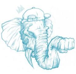 trunk bump sketch