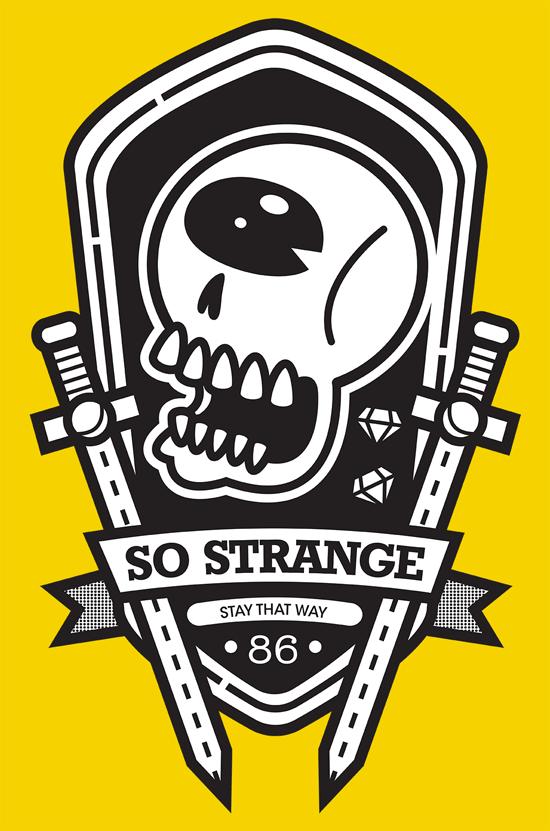 Strange Emblem 550 x 831