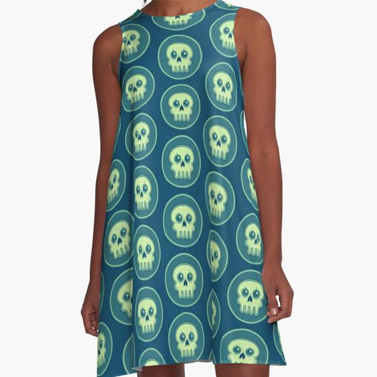 bones dress