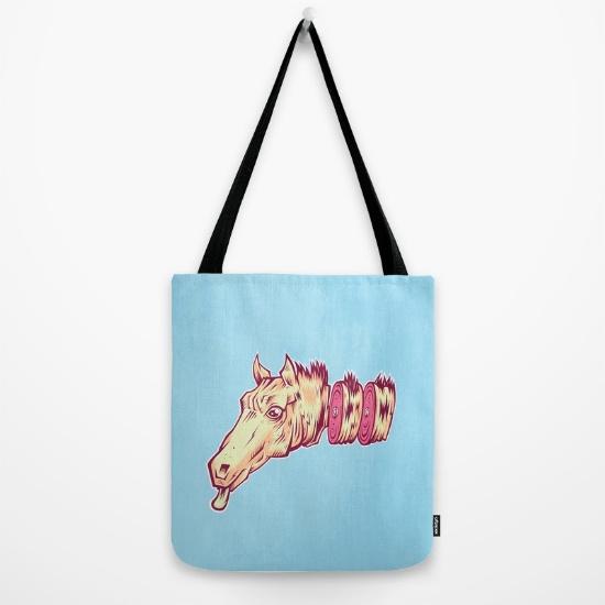 ham horse bag