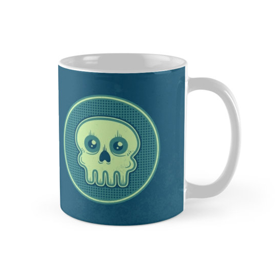 bones mug