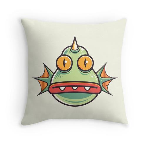 swamp pillow