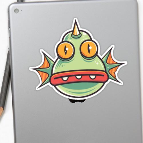 swamp sticker