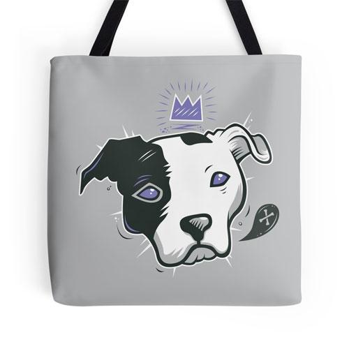 pitbulls bag