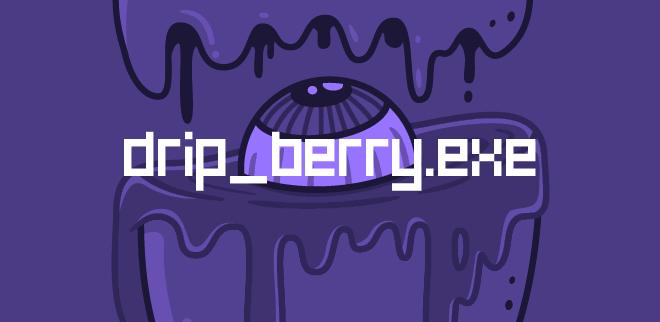 drip berry