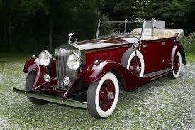 1932 Rolls Royce Phantom 11