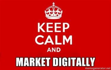 market digitally