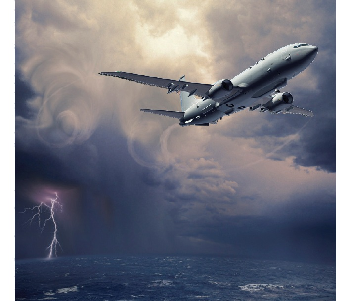 An artist's impression of the P-8. Source: Boeing