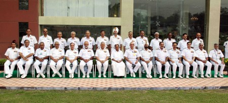 The Naval Commanders Conference, Class of 2010.