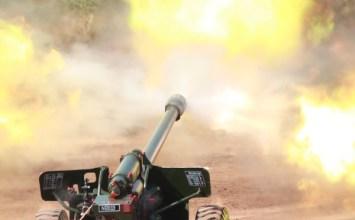 Army Day Special: Artillery Center's fire demo
