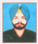 Havildar Vir Singh 13th Battalion, The Sikh Regiment, Shaurya Chakra