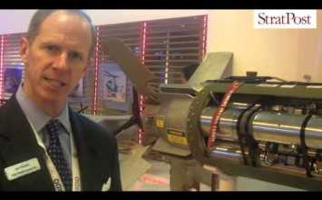 Video: Textron's Sensor Fused Weapons system explained