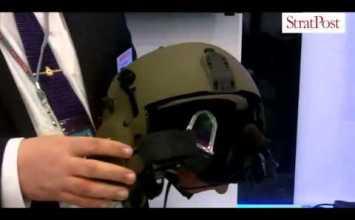 Video: BAE Systems Helmet Mounted Displays