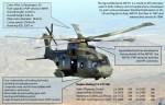 Click to enlarge: AgustaWestland AW101 | Image credit: Shruti Pushkarna/StratPost