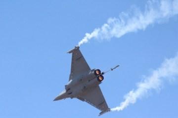 French Armée de l'Air Dassault Rafale | Photo: StratPost