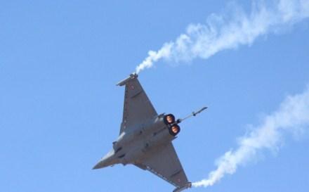 French Armée de l'Air Dassault Rafale   Photo: StratPost