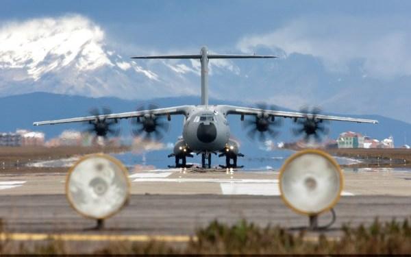 41. A400M High Altitude Test