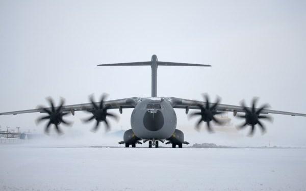 59. A400M Cold Test