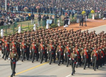 Opinion: How the armed forces were deceived on rank pay