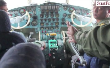Video: Walkaround the Navy's IL-38 Sea Dragon