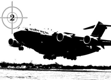 IAF chief to accept 2nd C-17 on Monday