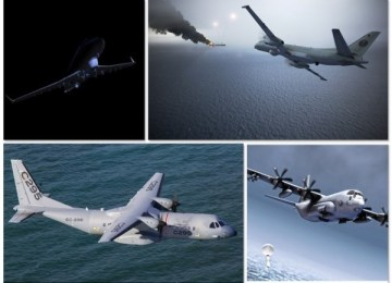 Navy issues medium range aircraft tender