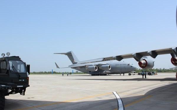 IAF C-17 Globemaster III   StratPost