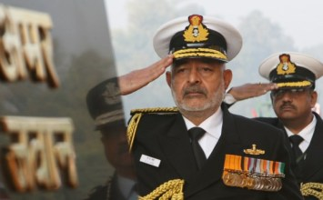 Navy chief falls on his sword