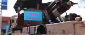 Video: India's Arjun Catapult tracked artillery at DefExpo
