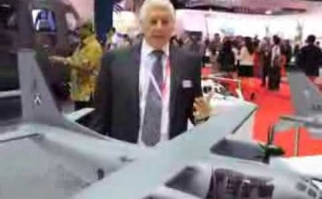 Video: Alenia Aermacchi C-27J Spartan