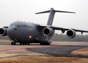 Boeing to set up IAF C-17 training facility