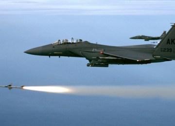 USAF to display F-15, F-16 at Aero India