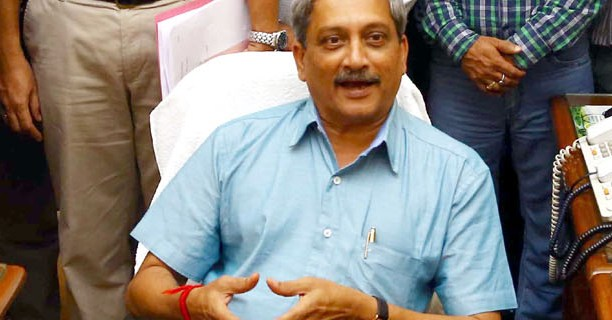 Year 01: Positive Scorecard for Defence Minister Parrikar
