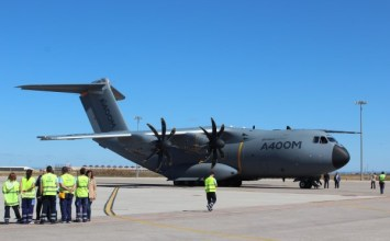 Airbus sees potential for A400M in India