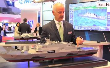 Video: Lockheed Martin LCS at #IMDEXASIA 2015