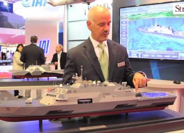 Video: Lockheed Martin LCS at #IMDEXASIA 2015