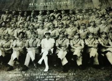 Images: Admiral RH Tahiliani