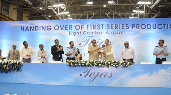 IAF waits for HAL LCA deliveries to go live