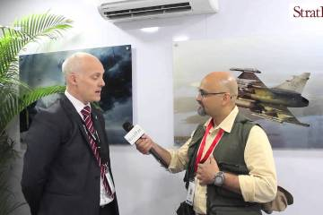 Video: Saab Gripen update at the Singapore Airshow 2016