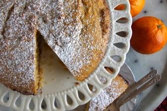Orange-Cardamom Coffee Cake
