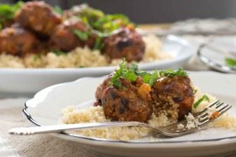 Coriander, Fennel & Mint Lamb Meatballs
