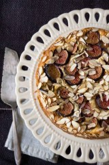 Almond, Ricotta & Fig Cake