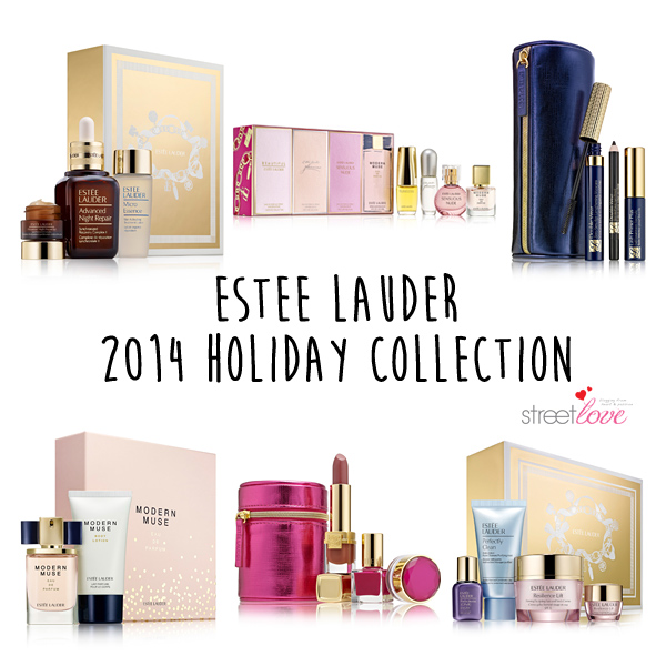 Holiday gift guide estée lauder collection