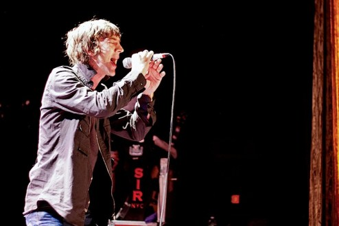 richard ashcroft and the united nations of sound perform at the bowery ballroom in NYC