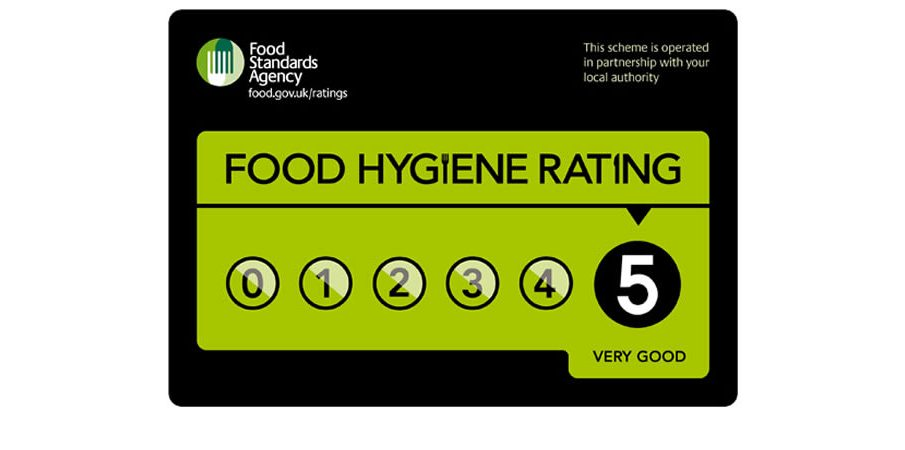 Image result for food hygiene ratings