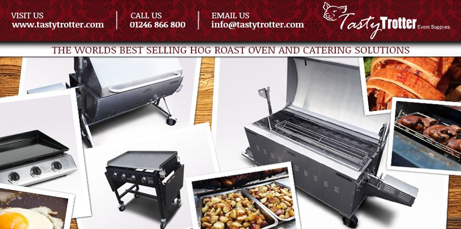 Get into the Lucrative Hog Roast Industry with Tasty Trotter