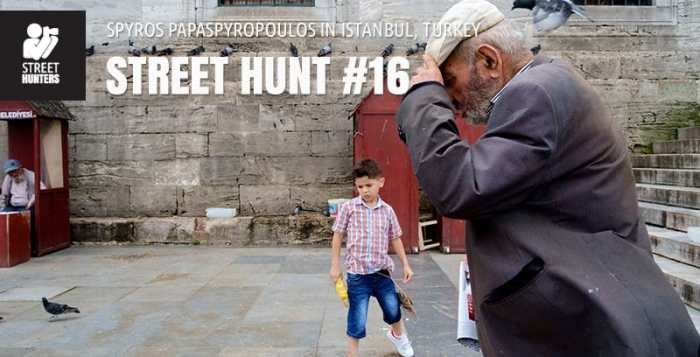 Street Hunt No16 - Street Photography in Istanbul, Turkey