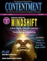 July 2013 Contentment Cover