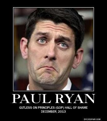 Paul Ryan GOP Hall of Shame