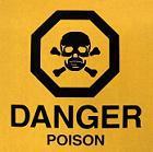 Poison-label